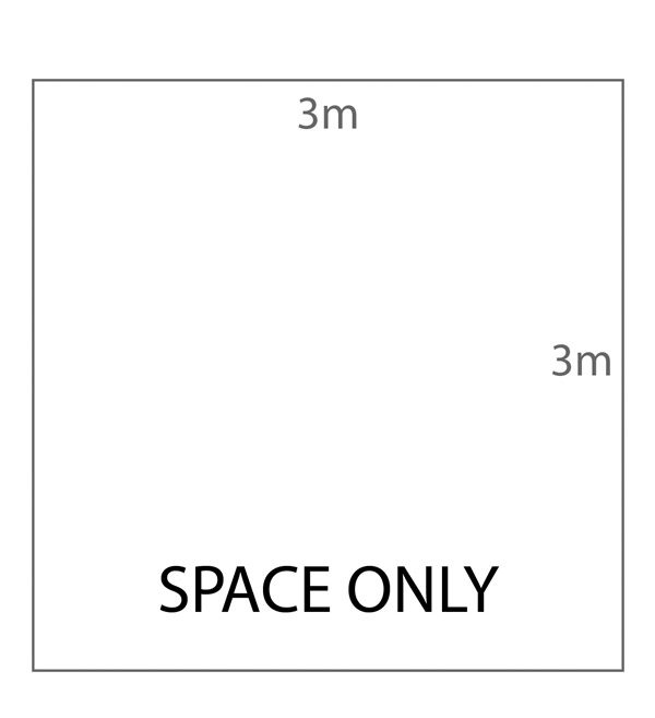 Space Only Stall